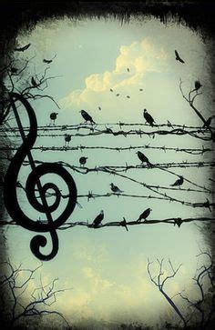 Listen to birds on a wire by feuillage, 2 shazams. 1000+ images about music pictures for powerpoint on Pinterest   Music, Polka dot numbers and ...