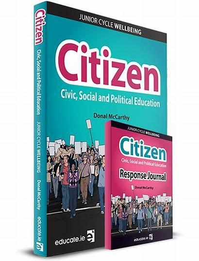 Citizen Response Journal Textbook Cspe Junior Educate