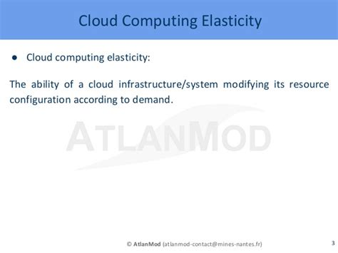 Monitorbased Testing Of Elastic Cloud Computing Applications