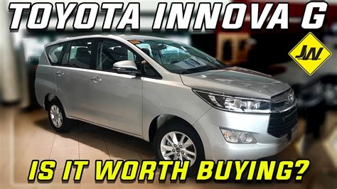 toyota innova  diesel  review philippines youtube