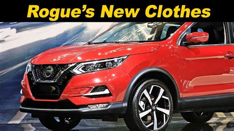 nissan rogue sport   youtube