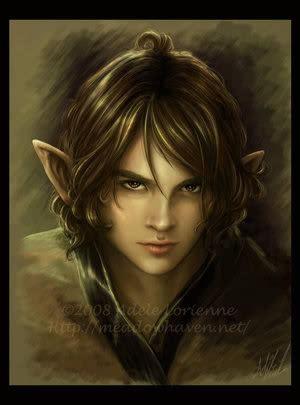 elven roleplay characters create  elf showing