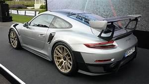 Porsche 911 Gt2 Rs 2017 : 2018 porsche 911 gt2 rs at 2017 goodwood festival of speed photo ~ Medecine-chirurgie-esthetiques.com Avis de Voitures