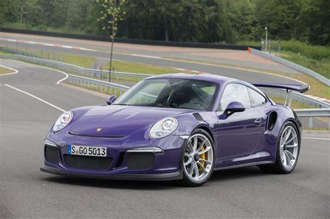 Gorgeous Ultraviolet Porsche 911 Gt3 Rs!