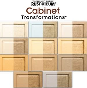 rust oleum cabinet and countertop transformation kits