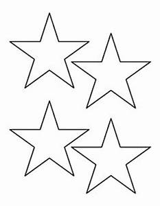 free printable star templates for your art projects use With small star template printable free