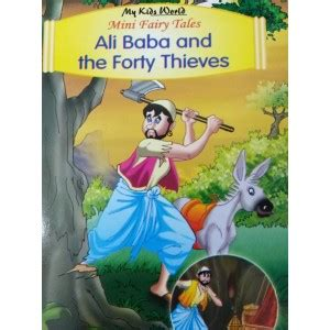 Ali Baba and the Forty Thieves - Arvee Books