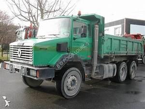 Camion Benne Renault : camion renault bi benne gamme c 300 6x4 euro 1 occasion n 1620466 ~ Medecine-chirurgie-esthetiques.com Avis de Voitures