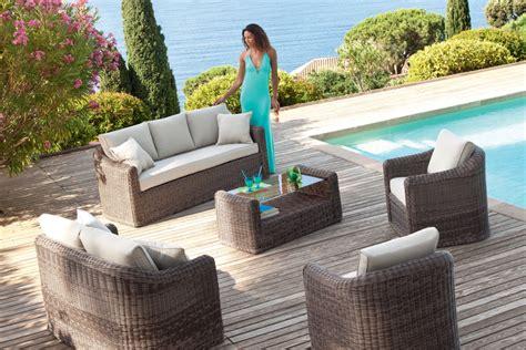 chaise de jardin hesperide emejing salon de jardin en rotin hesperide gallery