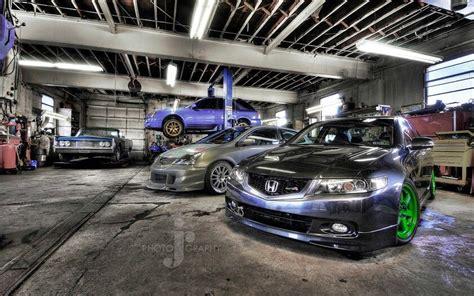 dream garage ideas  future homes acura tsx