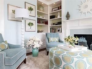 Blue Living Room Furniture Ideas