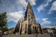World's Tallest Church Being Destroyed By Urine In Ulm ...