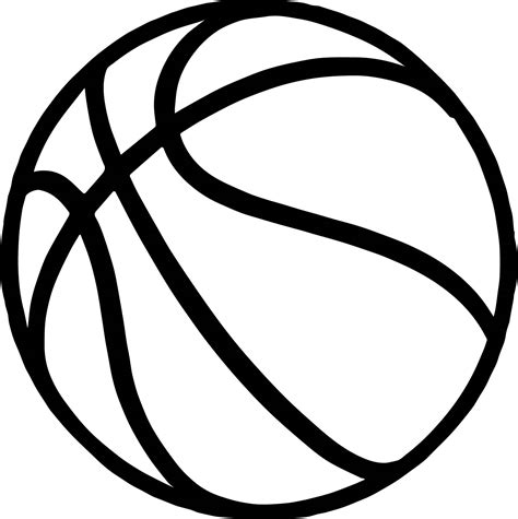 Coloring Balls by Bold Basketball Coloring Page Wecoloringpage