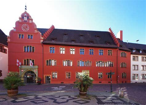 Rathaus In Freiburg by Rathaus Freiburg Im Breisgau