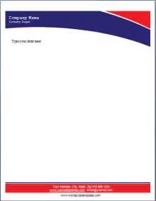 letterhead design ms word business letterhead templates word excel templates