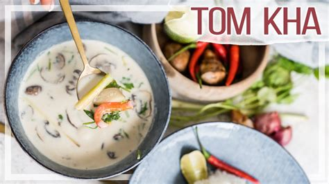 tom kha suppe tom kha suppe original thail 228 ndische kokosmilchsuppe