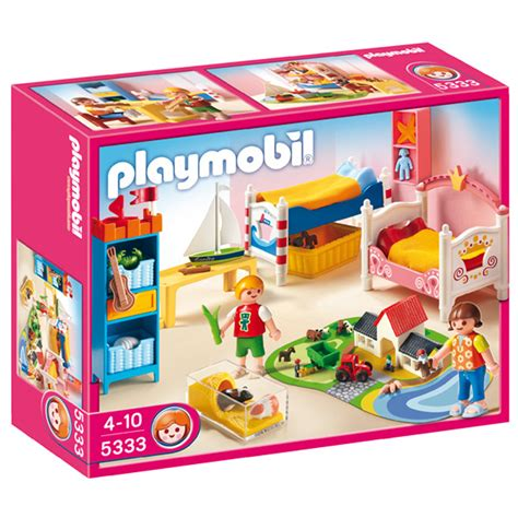 bureau playmobil childrens room 5333 from playmobil wwsm