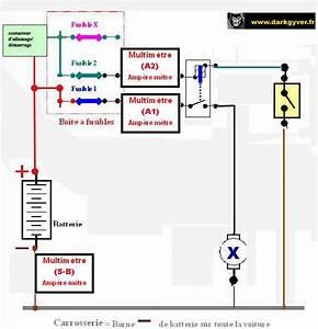 Comment Mesurer Amperage Avec Multimetre : mesurer l amperage d une batterie voiture voitures ~ Premium-room.com Idées de Décoration