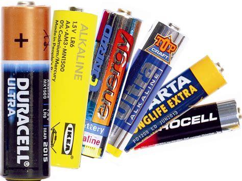 batterien aaa test test teure marken batterien besser als billig batterien computer bild