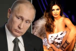 Vladimir Putin Girlfriend Alina