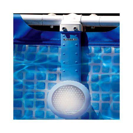 pool lights walmart nitebrite 35 watt swimming pool light frame style