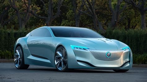 wallpaper buick riviera hybrid electric sedan