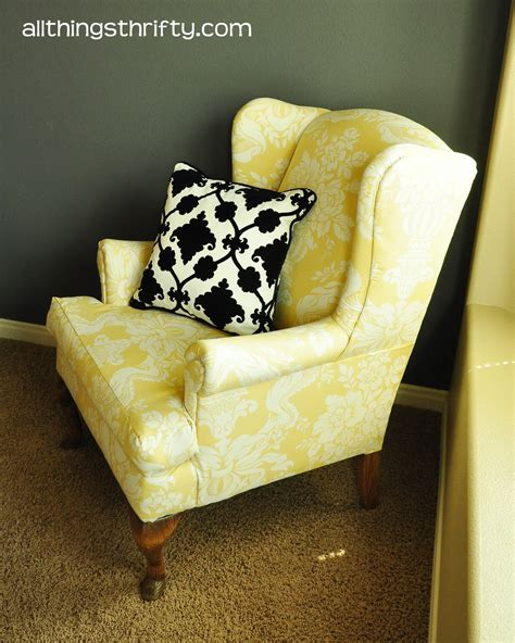 upholstering  wing  chair upholstery tips