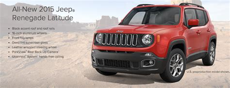 Let Us Introduce You To The 2015 Jeep Renegade, Coming