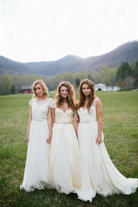 17 Best Images About Wildflower Bridal Photo Shoot On