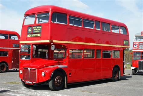 File:Routemaster RML896 (WLT 896), 2010 Cobham bus rally ...