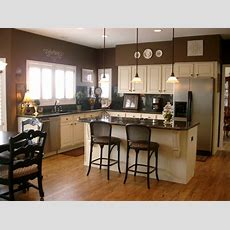 The Walls Are Benjamin Moore Rockies Brown The Cabinets