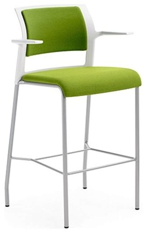 steelcase move stool upholstered modern office