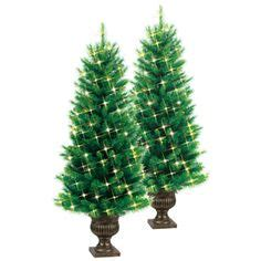 ge 1 piece 7 5 ft musical twinkle tree outdoor christmas