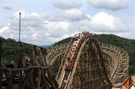 everland wooden coaster  express