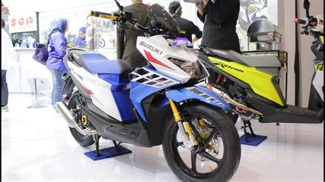 ragam modifikasi suzuki nex ii  address  imos
