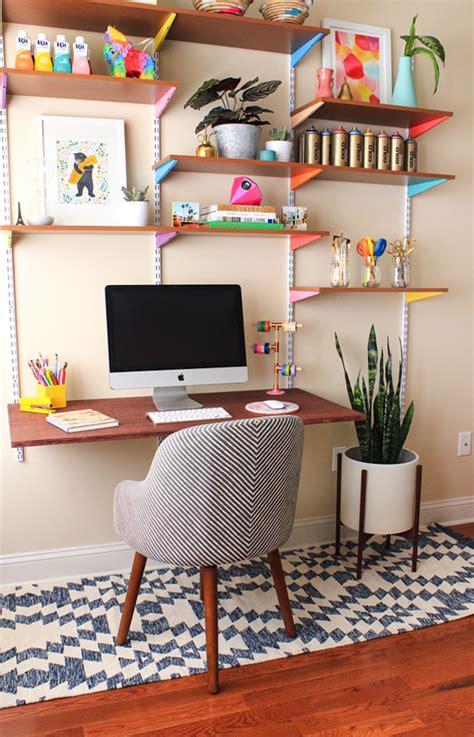 Ikea Wall Bed Desk by 20 Diy Ikea Desk Hacks For Functional Workspace House