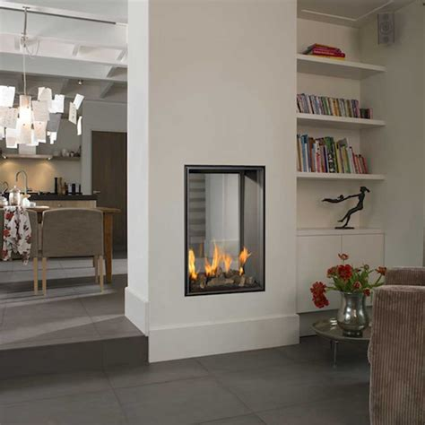 bellfires fireplaces vertical bell small tunnel