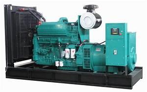 Industrial 400kw Diesel Electric Generator Automatic    Manual Start