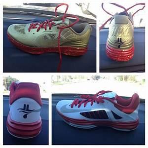 Jeremy Lin's PE Nike Shoe Options For Tonight's Skills ...