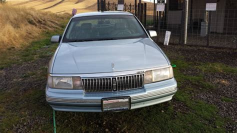 automobile air conditioning repair 1991 lincoln continental parental controls 1991 lincoln continental signature series classic lincoln continental 1991 for sale
