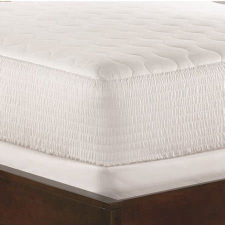 king size mattress protector simmons b124go beautyrest premium cotton top king size