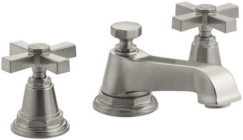 bathroom interesting brushed nickel bathroom faucets