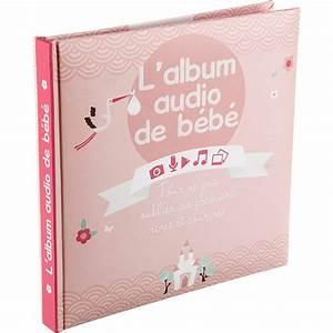 Album Photo Naissance Fille : album de naissance audio enregistreur premi res voix de b b ~ Dallasstarsshop.com Idées de Décoration