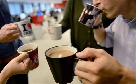 S&d coffee's top competitors are peet's, farmer brothers and the coffee bean & tea leaf. Coffee, tea, or Red Bull: what's the healthiest way to get ...