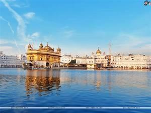 Photo Collection Amritsar Golden Temple Wallpaper