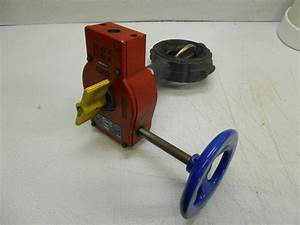 New Nibco 3 U0026quot  Butterfly Valve Fig  3510