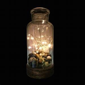 6, X, Glass, Vase, Jar, Bottle, With, Led, Fairy, Light