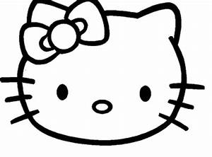 8 Best Images of Free Printable Hello Kitty Face - Hello ...