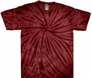 Tie And Dye Marron : maroon tie dye tie dyed shop ~ Melissatoandfro.com Idées de Décoration