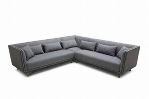 ashfield modern light grey fabric sectional sofa 28 With ashfield modern light grey fabric sectional sofa